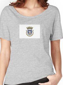 Flag of San Juan  Women's Relaxed Fit T-Shirt