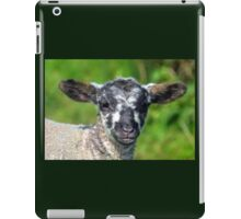 What a Face............ iPad Case/Skin