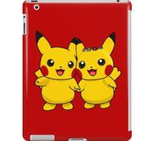 Mr. & Mrs. Pikachu iPad Case/Skin