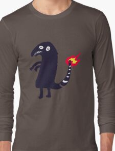 Shitty Charmander Long Sleeve T-Shirt