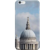 St Paul's Cathedral iPhone Case/Skin