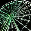 wheel 2 by Bruce  Dickson