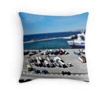 cargo  Throw Pillow