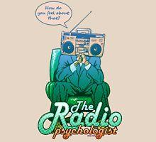 the Radio psychologist (GREEN) Unisex T-Shirt