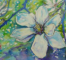 Magnolia by christine purtle