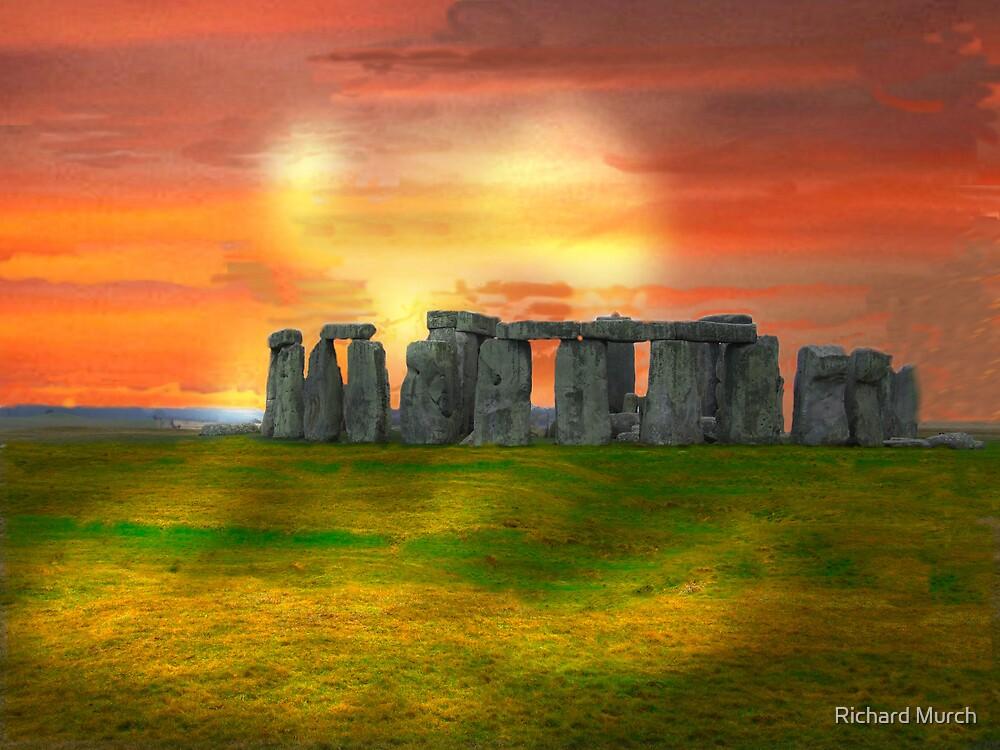Stonehenge Strangeness by Richard Murch