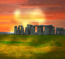 Stonehenge Strangeness by Richard Murch