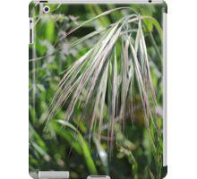 Grass. iPad Case/Skin