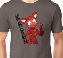 Karen the cat Unisex T-Shirt