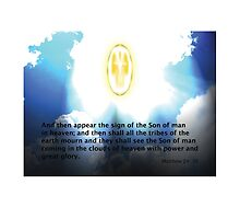 The Sign of the Son of Man! by Designer1562