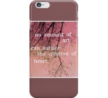 The Creative of Art iPhone Case/Skin
