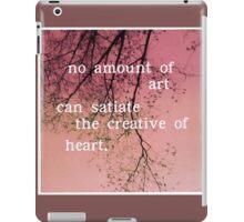 The Creative of Art iPad Case/Skin