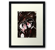 three cheers for sweet frerard Framed Print