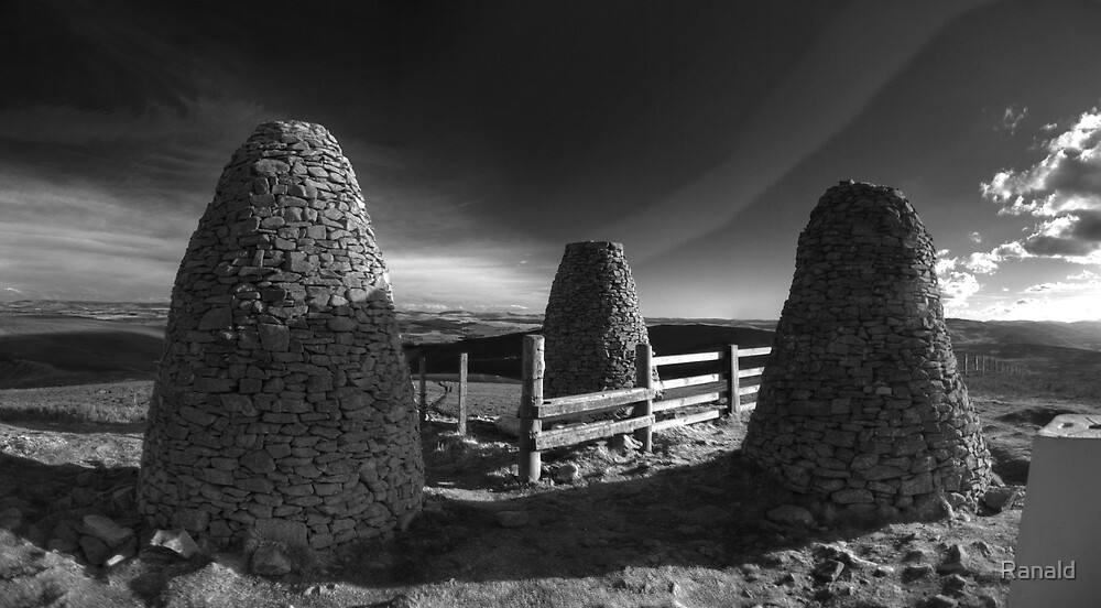 Cairns by Ranald
