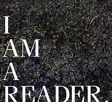 I am a Reader.  by vwrites
