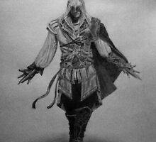 Ezio by hartzelldesign