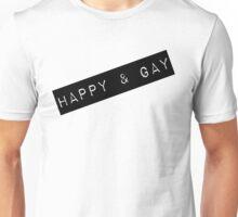 Happy & Gay Label Unisex T-Shirt