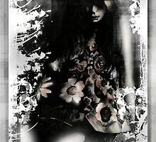 Flower Dress Series 1 - 1 by kenoneilldotcom