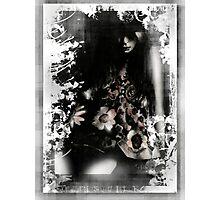 Flower Dress Series 1 - 1 Photographic Print