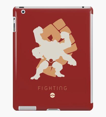 Pokemon Type - Fighting iPad Case/Skin