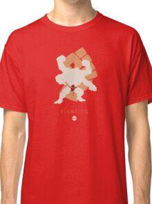 Pokemon Type - Fighting Classic T-Shirt
