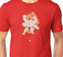 Pokemon Type - Fighting Unisex T-Shirt