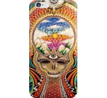 Psychedelic Grateful Dead iPhone Case/Skin