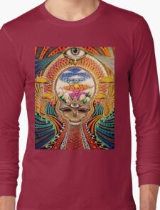 Psychedelic Grateful Dead Long Sleeve T-Shirt