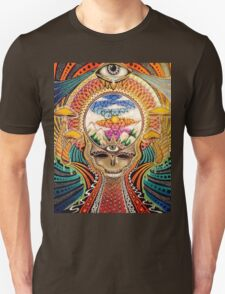 Psychedelic Grateful Dead T-Shirt