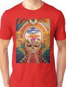Psychedelic Grateful Dead Unisex T-Shirt