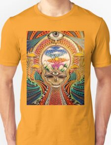 Psychedelic Grateful Dead T-Shirt