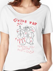 Steven Universe - Guitar Dad Women's Relaxed Fit T-Shirt