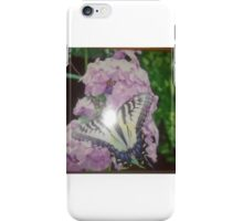The Spring Butterfly  iPhone Case/Skin