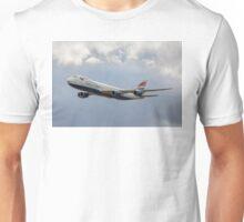 Boeing 747-87F G-GSSD BA World Cargo T-Shirt