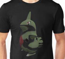 Pokémon: Larvitar - Abstract Unisex T-Shirt