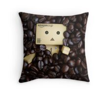 drowning... Throw Pillow