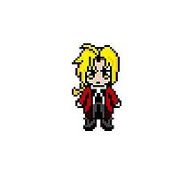 Full Metal Alchemist 8bit by Mon87