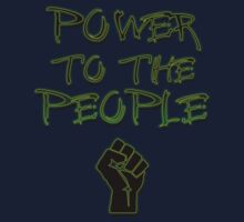 Power to the People! Kids Clothes