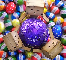 danbo ♥ chocolate by Natalia Campbell