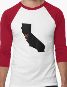 San Francisco Giants - California Men's Baseball ¾ T-Shirt