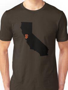 San Francisco Giants - California Unisex T-Shirt