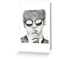 Junsu Greeting Card