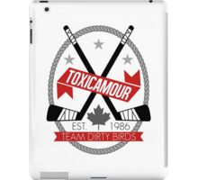 ToxicAmour Hockey iPad Case/Skin