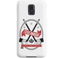 ToxicAmour Hockey Samsung Galaxy Case/Skin