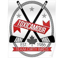 ToxicAmour Hockey Poster