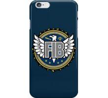 FIB - Federal Investigation Bureau iPhone Case/Skin