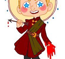 Joffrey by eggchild