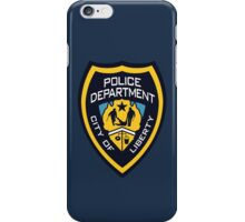 LCPD - Liberty City Police Department iPhone Case/Skin