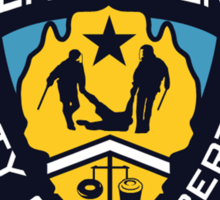 LCPD - Liberty City Police Department Sticker