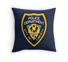 LCPD - Liberty City Police Department Throw Pillow